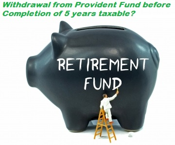 Image result for PF (Provident Fund) money Withdrawal: right here Are five matters To know
