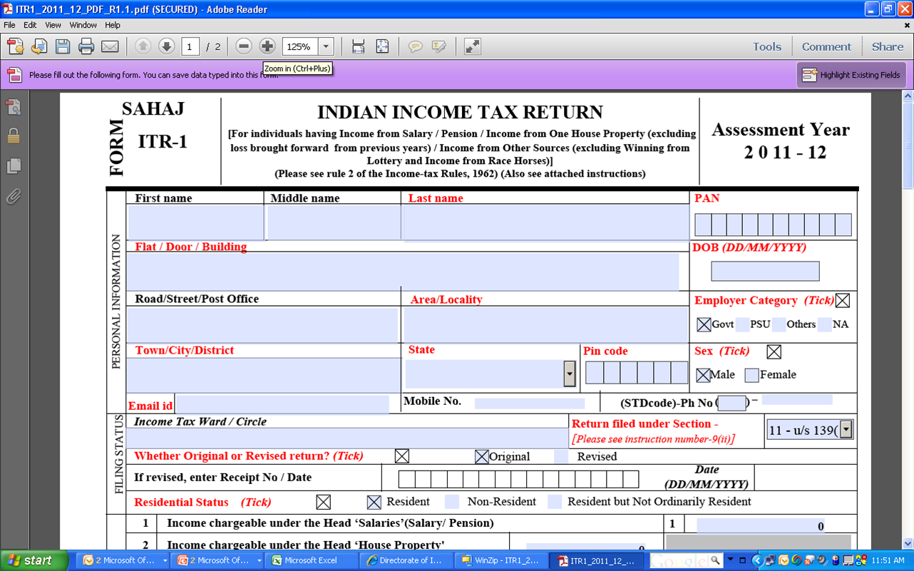efile tax software