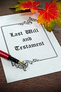 Last Will and Testaments