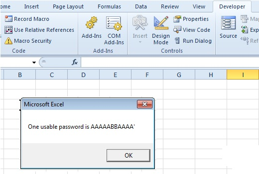 Worksheets Unlock Excel Worksheet how to unprotect an excel sheet without password updated excel4