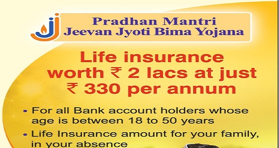 pradhan mantri jeevan jyoti bima yojana form indian bank