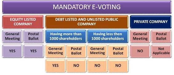 Mandatory E-Voting