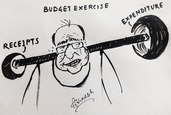 Budget Excercise