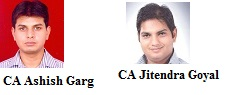 Ashish Garg+ Jitendra Goyal