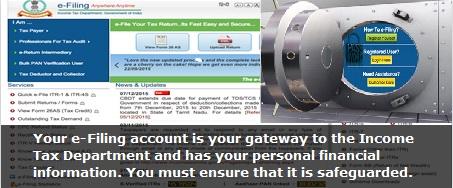 E-filing Vault