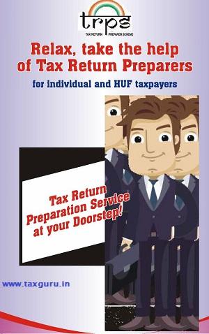 Tax Return Preparer Scheme