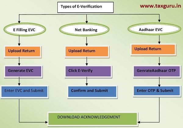 Modes of E-Verification