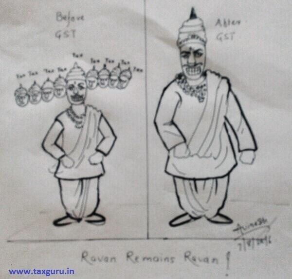 GST Ravana