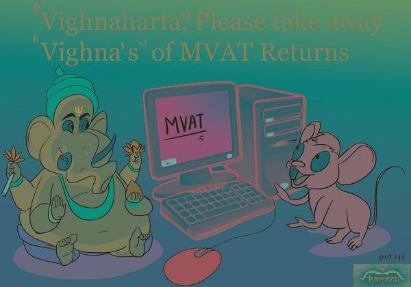 Vighna's of MVAT Returns