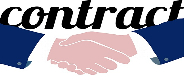 Contract Hands Shaking Hands Handshake Compatible