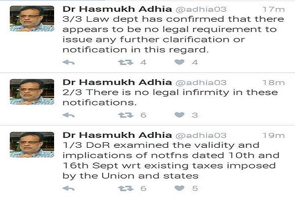 tweet-by-dr-hasmukh-adhia-2