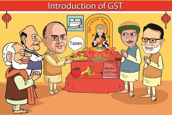 introduction-of-gst