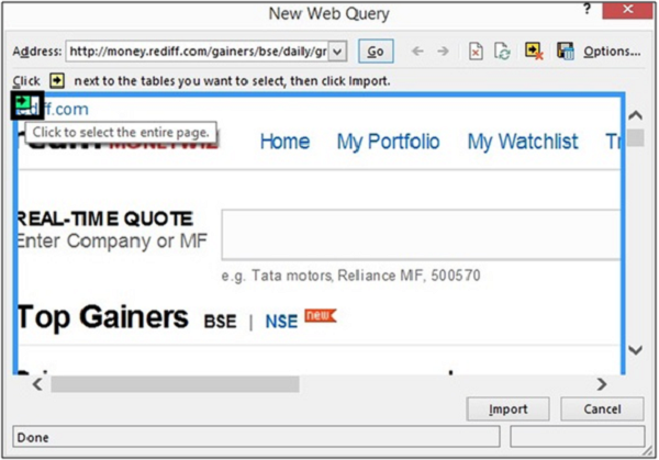 new-web-query