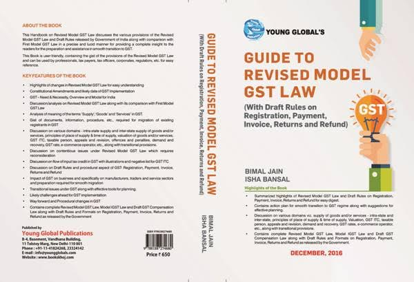Guide to Revised Model GST Law
