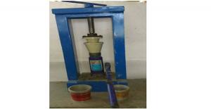 Earthern pot filter named G Filter
