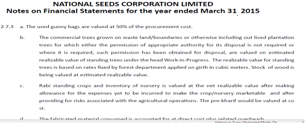 National Seeds Corporation Ltd