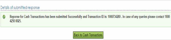 Online Cash Deposit Verification Steps 10
