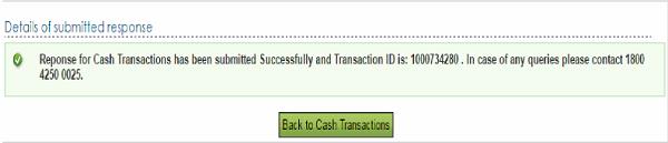Online Cash Deposit Verification Steps 14