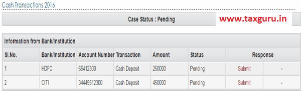 Online Cash Deposit Verification Steps 4