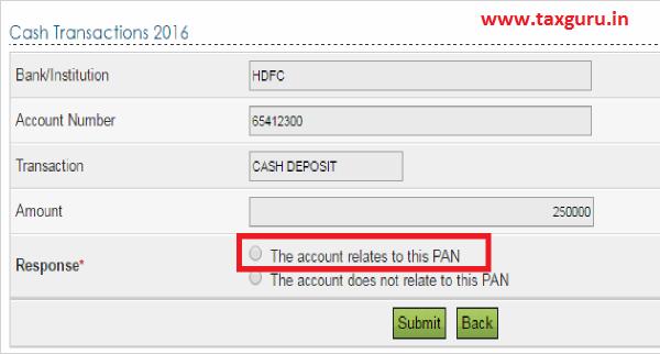 Online Cash Deposit Verification Steps 6