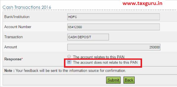 Online Cash Deposit Verification Steps 7