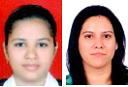 Shonette Misquitta and Jaya Sharma-Singhania