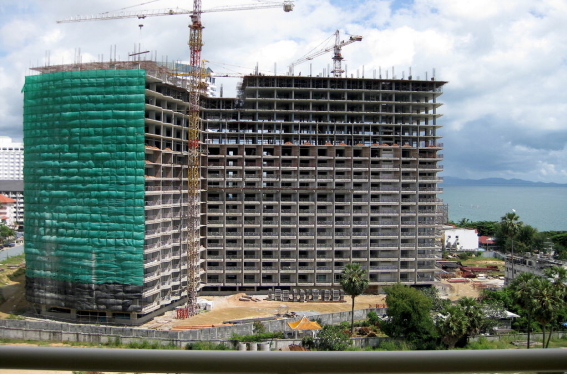 constructed buildings