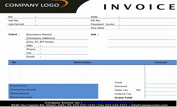 how to produce a tax invoice