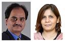 Hiten Kotak and Rekha Bagry