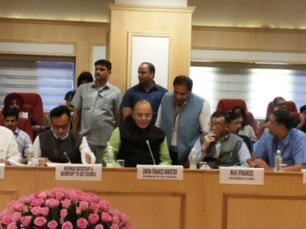15th GST Meeting