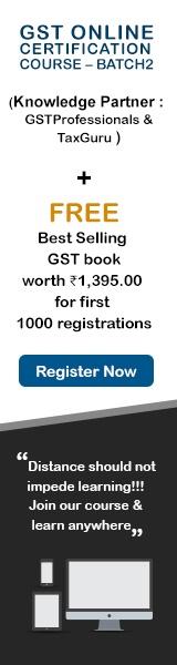 GST Online Banner