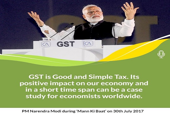 GST Is Good and Simple Tax