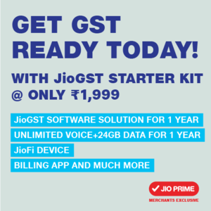 Get GST Ready Today