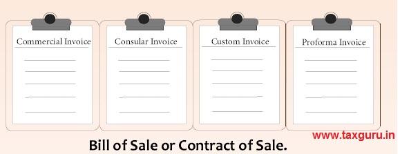 Invoice under GST