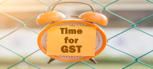 Time for GST