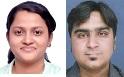Zainab Bookwala & Paras Modi