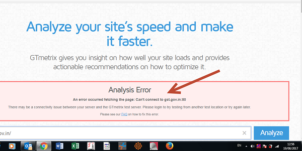 Analyze your site's speed and make it faster