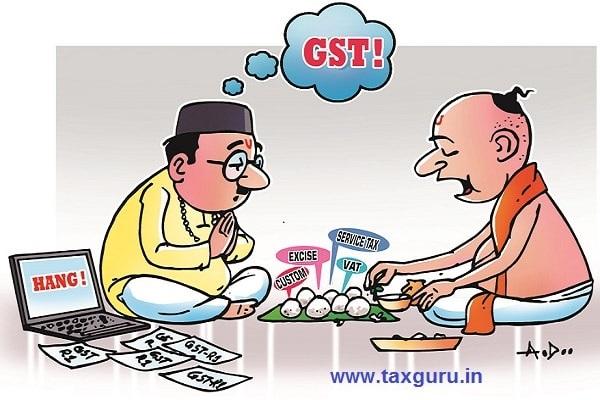 GST Ka Pitrupaksh