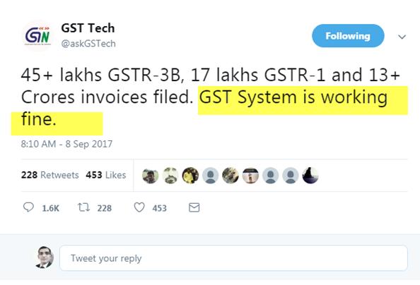 GSt Teah