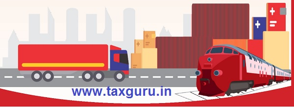 Goods Transport Agency in GST