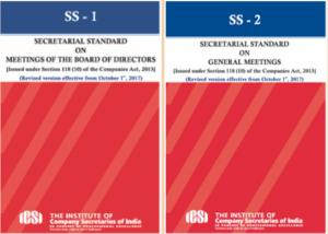 Secretarial Standard