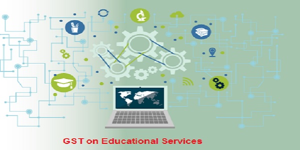GST on Educational Services
