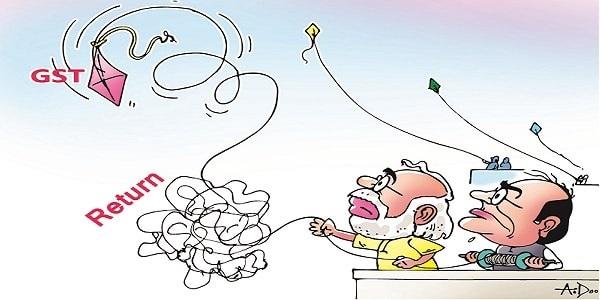 Kite fight of GST