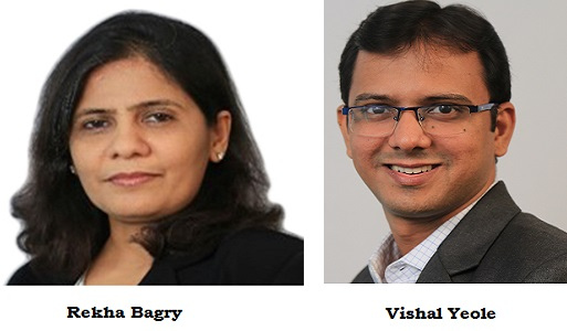 Rekha Bagry, M&A Tax Partner, PwC India and Vishal Yeole, Associate Director - M&A Tax, PwC India