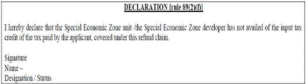 Declaration Rule 89(2)(f)