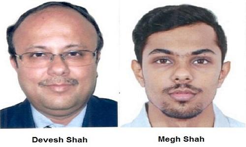 Devesh Shah Megh Shah