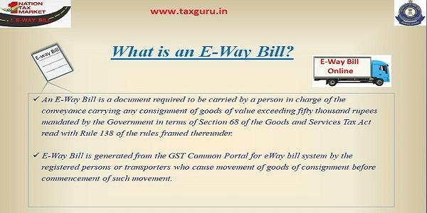 What-is-an-E-Wav-Bill
