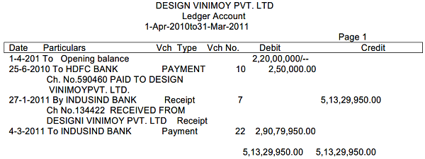 Design Vinimoy Pvt. Ltd.