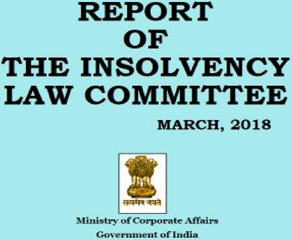 Report of the Insolvency Law Committee