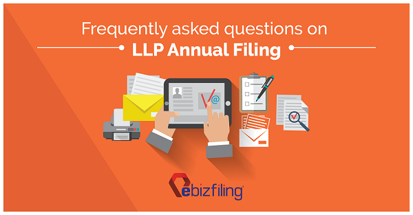 Frequently asked questions on LLP Annual Filing